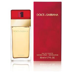 Dolce & Gabbana Perfume Feminino - Eau de Toilette 50ml
