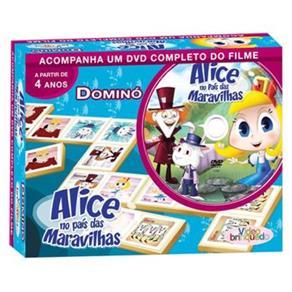 Dominó - Alice no País das Maravilhas