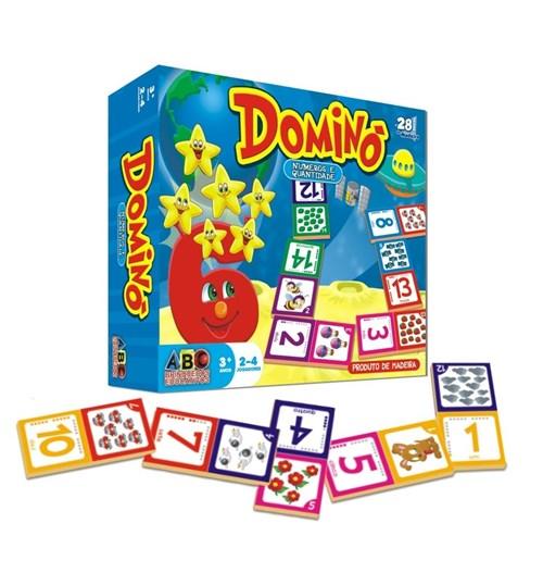 Domino Numeros e Quantidades