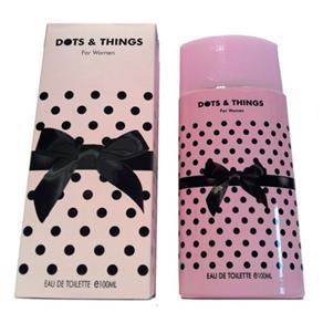 Dots & Things Feminino Eau de Toilette 100 Ml - 100 ML