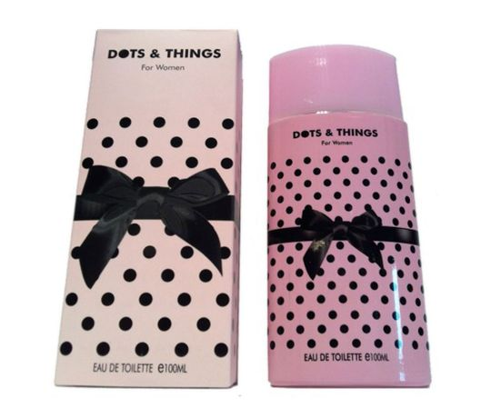 Dots & Things Feminino Eau de Toilette 100 Ml