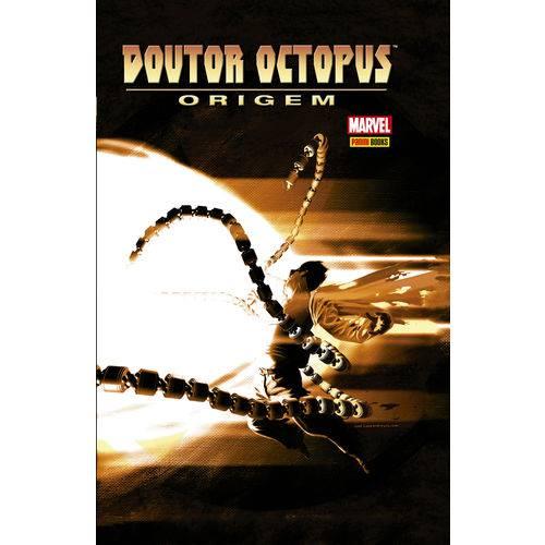 Tudo sobre 'Doutor Octopus: Origem'