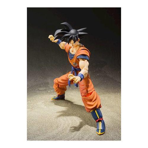 Tudo sobre 'Dragon Ball Son Goku V2 - S.h. Figuarts'