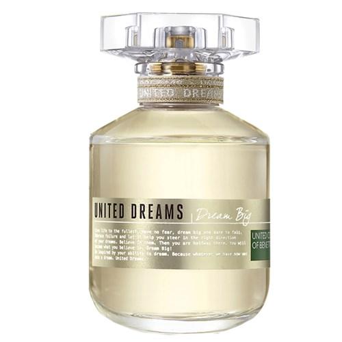 Dream Big Benetton - Perfume Feminino - Eau de Toilette 50Ml