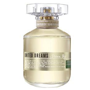 Dream Big Eau de Toilette Benetton - Perfume Feminino 50Ml