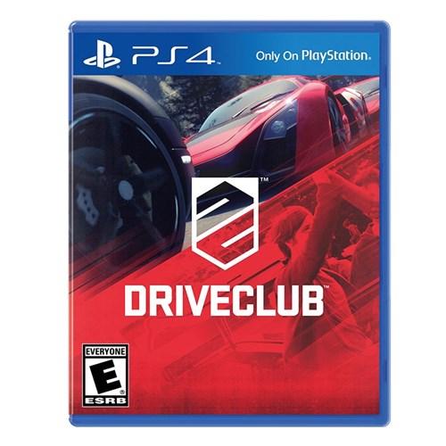 Tudo sobre 'Driveclub PS4'