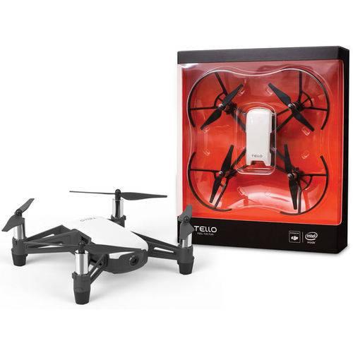 Drone Dji Cp.pt.00000251.01 Tello Arctic White