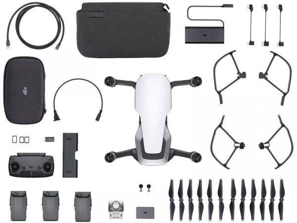 Drone DJI Mavic AIR FLY More Combo ARCTIC White CP.PT.00000164.01