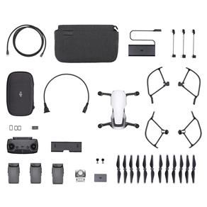 Drone DJI Mavic Air Fly More Combo – Branco Ártico