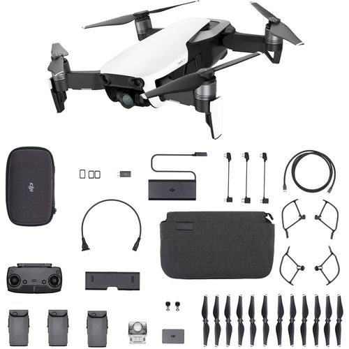 Drone Dji Mavic Air Fly More Combo (branco)