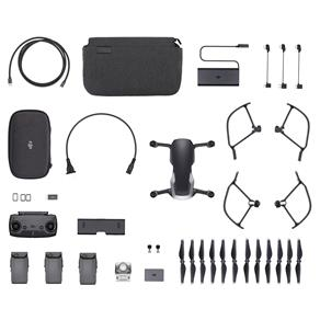 Drone DJI Mavic Air Fly More Combo – Preto Onix