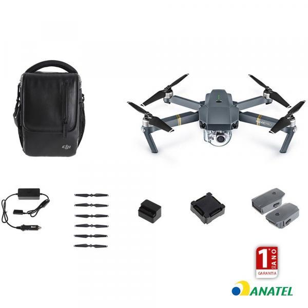 Drone DJI Mavic Pro + Combo Fly More