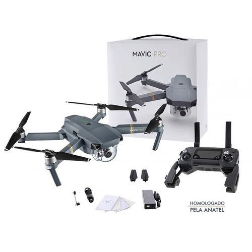 Drone Dji Mavic Pro Cp.pt.0000648 -fly More Combo