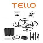 Tudo sobre 'Drone Dji Tello Boost Combo'