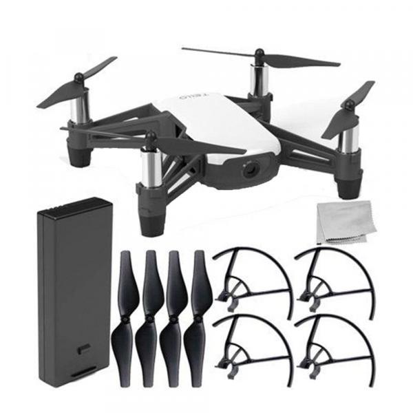 Drone DJI Tello, WiFi, Camera HD - Branco