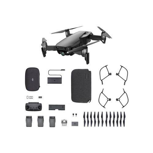 Drone Mavic Air Combo Fly More Onyx Black