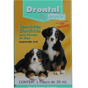 Drontal Puppy 20 Ml - Filhotes