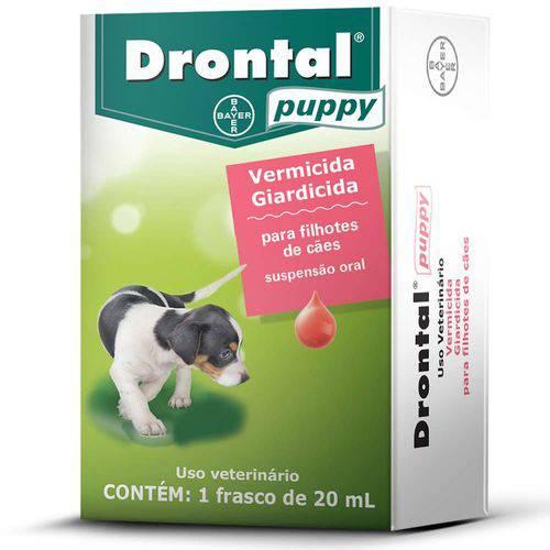 Drontal Puppy 20 Ml