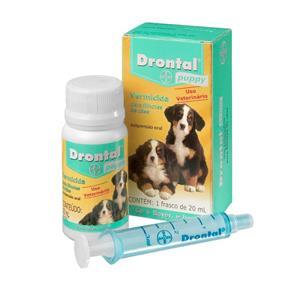 Drontal Puppy 20ml Vermifugo