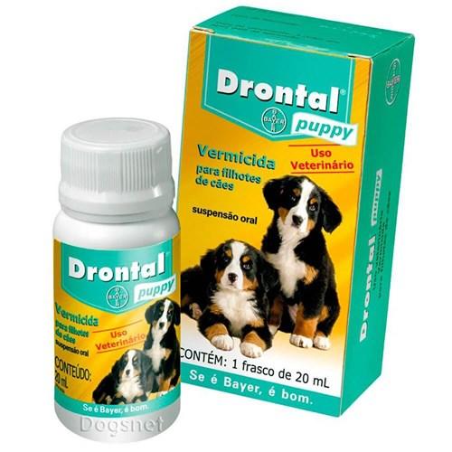 Drontal Puppy - Vermífugo