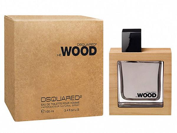 Dsquared He Wood - Perfume Masculino Eau de Toilette 100ml