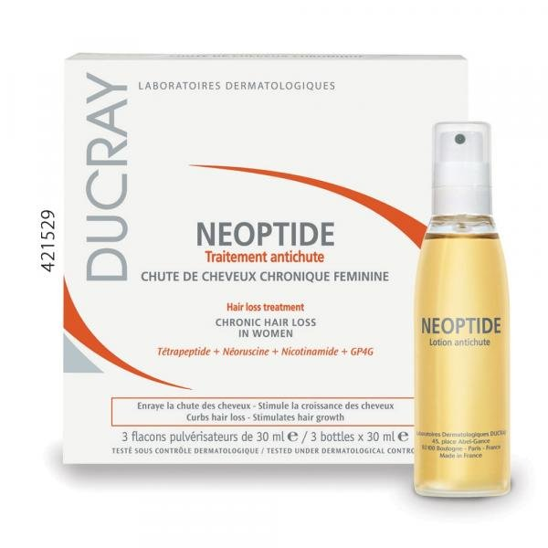 Tudo sobre 'Ducray Neoptide Flaconetes com 3'