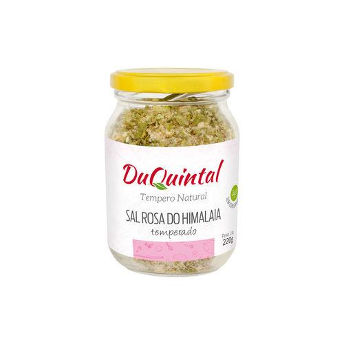 Duquintal - Sal Rosa do Himalaia Temperado 220g