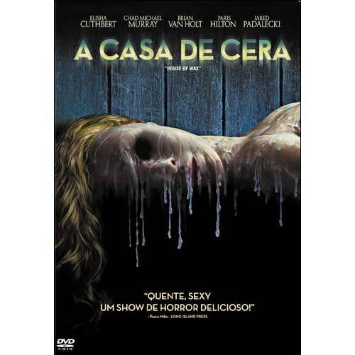 Tudo sobre 'DVD - a Casa de Cera'