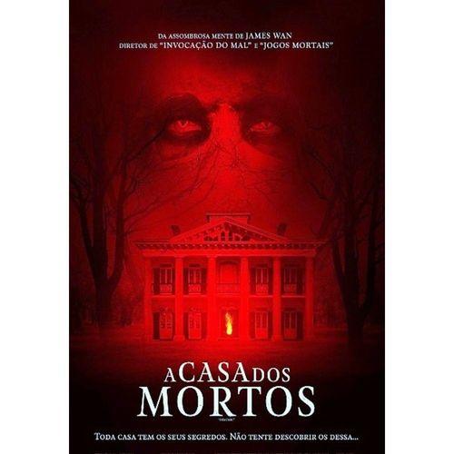 Tudo sobre 'DVD a Casa dos Mortos'