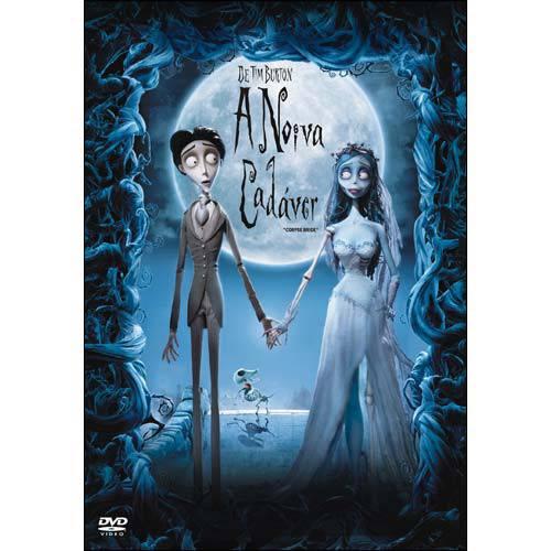 Tudo sobre 'DVD a Noiva Cadáver'