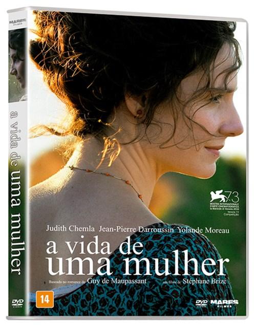 Dvd - a Vida de uma Mulher
