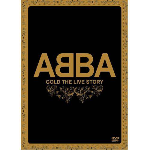 Tudo sobre 'Dvd Abba Gold The Live Story'