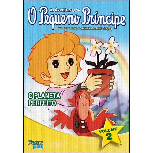 DVD o Pequeno Príncipe - Volume 2