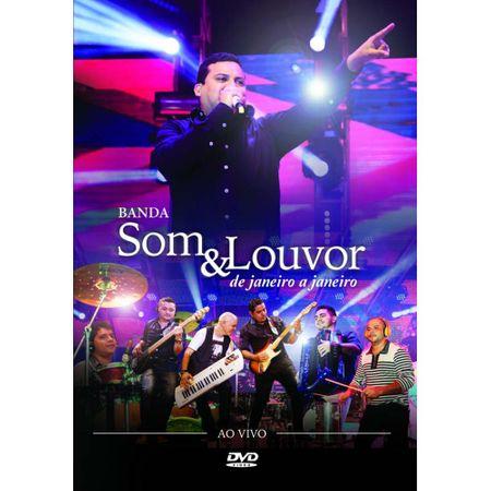 Tudo sobre 'DVD Banda Som e Louvor de Janeiro a Janeiro'