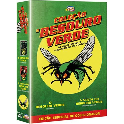Tudo sobre 'DVD - Box - Coleção o Besouro Verde'
