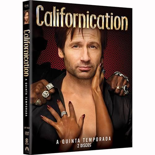 Tudo sobre 'DVD Californication 5ª Temporada'