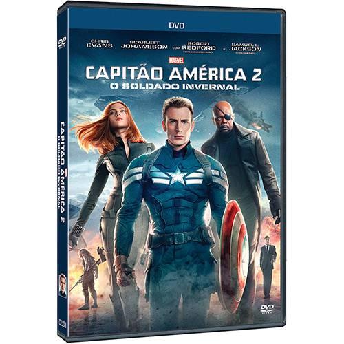 Tudo sobre 'DVD - Capitão América: o Soldado Invernal'