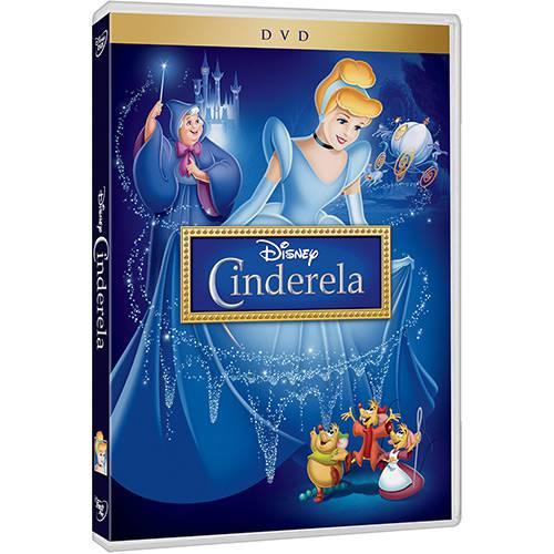 Tudo sobre 'DVD Cinderela'