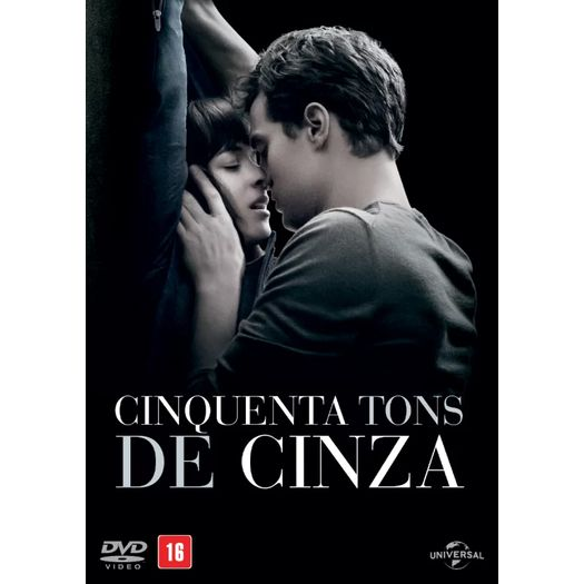 Tudo sobre 'DVD Cinquenta Tons de Cinza'
