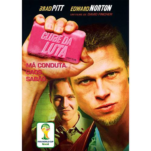 Tudo sobre 'DVD Clube da Luta'