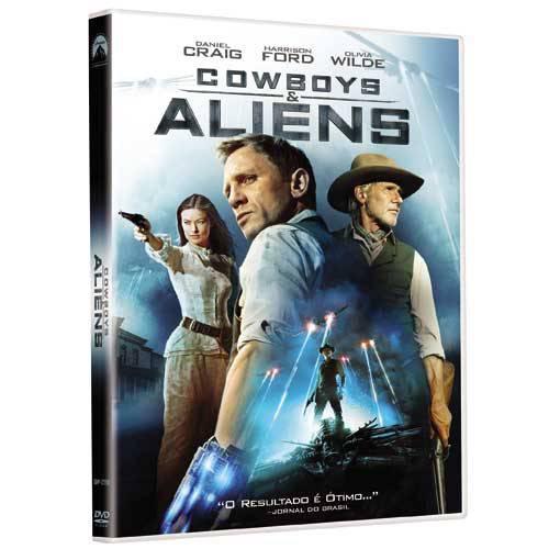 Tudo sobre 'DVD Cowboys e Aliens'