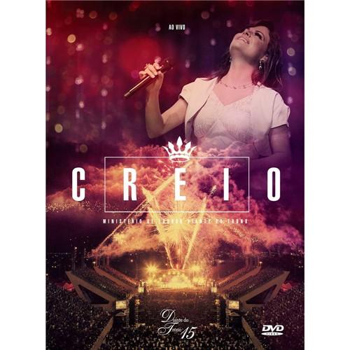 DVD Diante do Trono - Creio