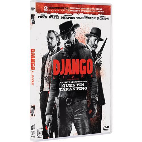 Tudo sobre 'DVD - Django Livre'