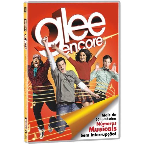 Tudo sobre 'DVD Glee Encore'
