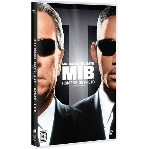 Tudo sobre 'DVD Homens de Preto'