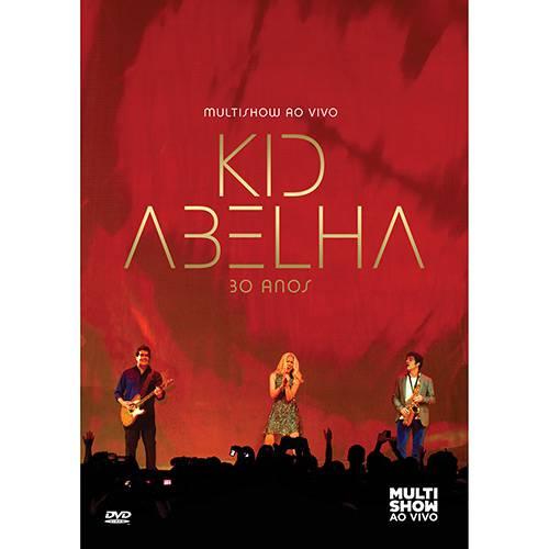 Tudo sobre 'DVD Kid Abelha - Multishow ao Vivo: Kid Abelha 30 Anos'