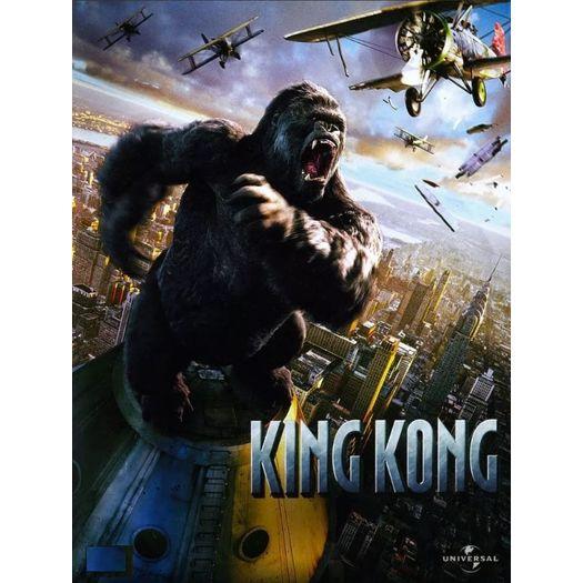 Tudo sobre 'DVD King Kong'