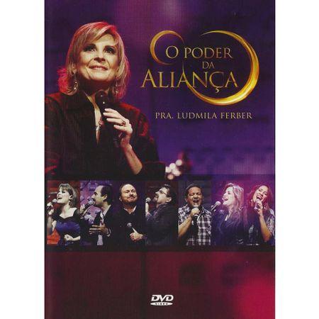 Tudo sobre 'DVD Ludmila Ferber o Poder da Aliança'
