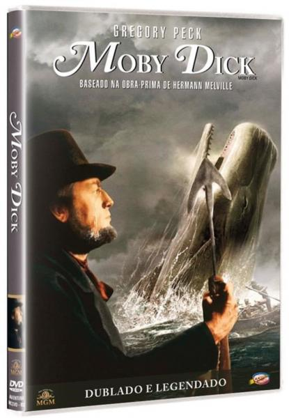 DVD Moby Dick - 1