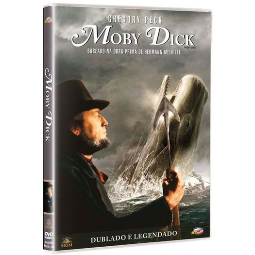 DVD Moby Dick